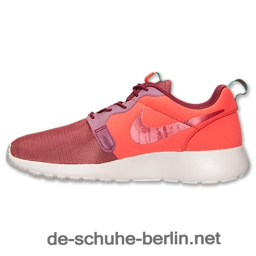 ... top quality style fashion damen nike roshe run hyperfuse mannschaft  orangen team rot hyper jade turnschuhe 7ea2155262
