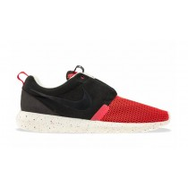DIE CHARMANTEN STIL HERREN NIKE ROSHE RUN NATURAL MOTION (NM) BREEZE ROT SCHWARZKIEFER/SEGEL/EISENERZ SPORTSCHUHE 644425-001-20